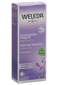 WELEDA Lavendel Entspannungs-Öl Glasfl 100 ml