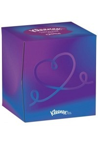 KLEENEX Collection Kosmetiktücher Würfel 48 Stk