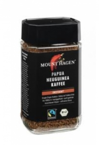 MOUNT HAGEN Bohnenkaffee lösl Bio Fairtrade 100 g
