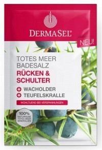 DERMASEL Kristallbad Rücken & Schulter LE 80 g