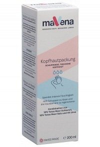 MAVENA Kopfhautpackung Disp 200 ml