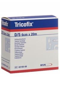 TRICOFIX Schlauchverband GrD 5-6cm/20m