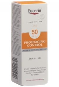 EUCERIN SUN Photoaging Control Fluid LSF50+ 50 ml