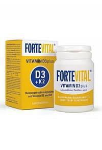 FORTEVITAL Vitamin D3 plus Lutschtabl Ds 60 g