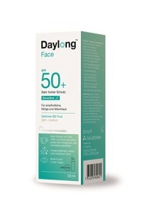 DAYLONG Sensitive Face Getön BB Fluid SPF50+ 50 ml