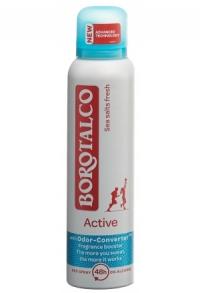 BOROTALCO Deo Active Spray Meersalz 150 ml