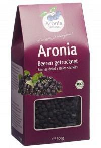 ARONIA ORIGINAL Bio Aroniabeeren getrocknet 500 g
