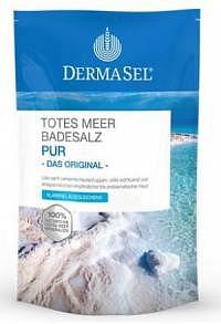 DERMASEL Badesalz PUR dfi Btl 500 g