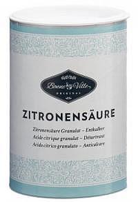 BONNEVILLE Zitronensäure Ds 500 g