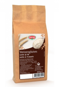MORGA Weizengluten Btl 400 g