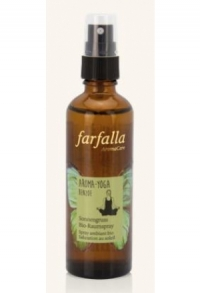 FARFALLA Bio-Raumspray Sonnengruss Yoga Benz 75 ml