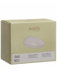 FARFALLA Aroma-Vernebler Travel Mouse