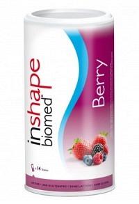 INSHAPE Biomed Plv Berry Ds 420 g