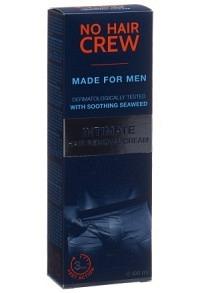 NO HAIR CREW Enthaarungscreme Intim Männer 100 ml