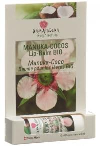 DAMASCENA Manuka Cocos Lip Balm Bio 4.5 g