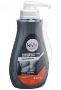 VEET FOR MEN Haarentfernungs-Creme sensiti 400 ml
