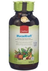 JENTSCHURA WurzelKraft Feingranulat Bio 1650 g