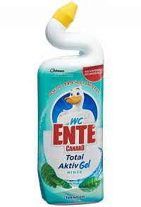 WC-ENTE Total Aktiv Gel Minze Fl 750 ml