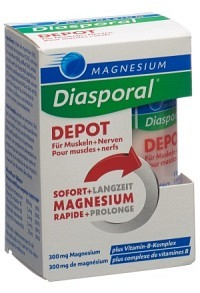 MAGNESIUM DIASPORAL DEPOT Tabl Ds 30 Stk