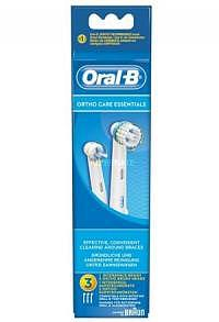 ORAL-B Aufsteckbürsten Ortho Care Essent Kit 3 Stk