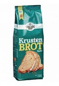 BAUCKHOF Krustenbrot Hafer glutenfrei 500 g
