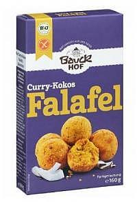 BAUCKHOF Falafel Curry-Kokos glutenfrei 160 g
