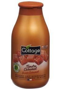 COTTAGE Duschmilch Karamell (neu) Fl 250 ml