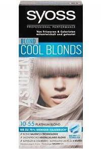 SYOSS Blond Line 10-55 Platinum Blond