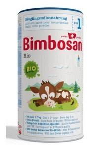 BIMBOSAN Bio 1 Säuglingsmilch Ds 400 g