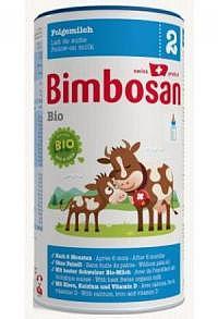 BIMBOSAN Bio 2 Folgemilch Ds 400 g