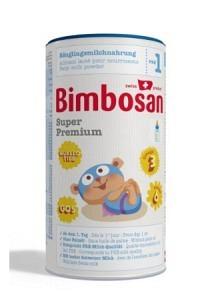 BIMBOSAN Super Premium 1 Säuglingsm (n) Ds 400 g