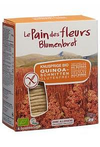 BLUMENBROT Knusprige Schnitten Quinoa 150 g