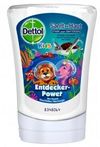 DETTOL No-Touch Handseife Nachf Kids Entd 250 ml