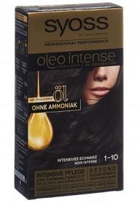 SYOSS Oleo Intense 1-10 intensives Schwarz