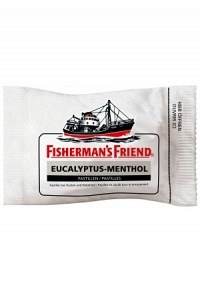 FISHERMAN'S FRIEND Eucalyptus-Menthol Btl 25 g