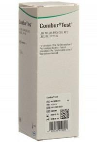 COMBUR 9 TEST Streifen 50 Stk