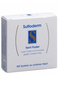 SULFODERM S Teint Puder Ds 20 g