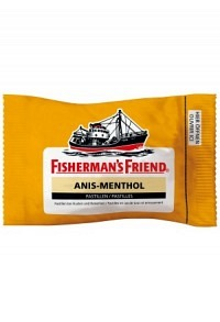 FISHERMAN'S FRIEND Anis-Menthol Btl 25 g