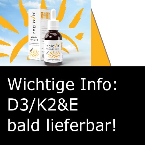 Vitamin D3 gegen Covid-19 ?