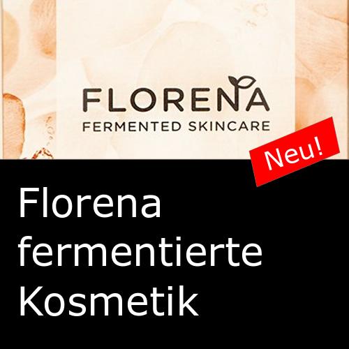 Neu bei vitaserv.ch   FLORENA. fermentierte Kosmetik auf pflanzlicher Basis.
