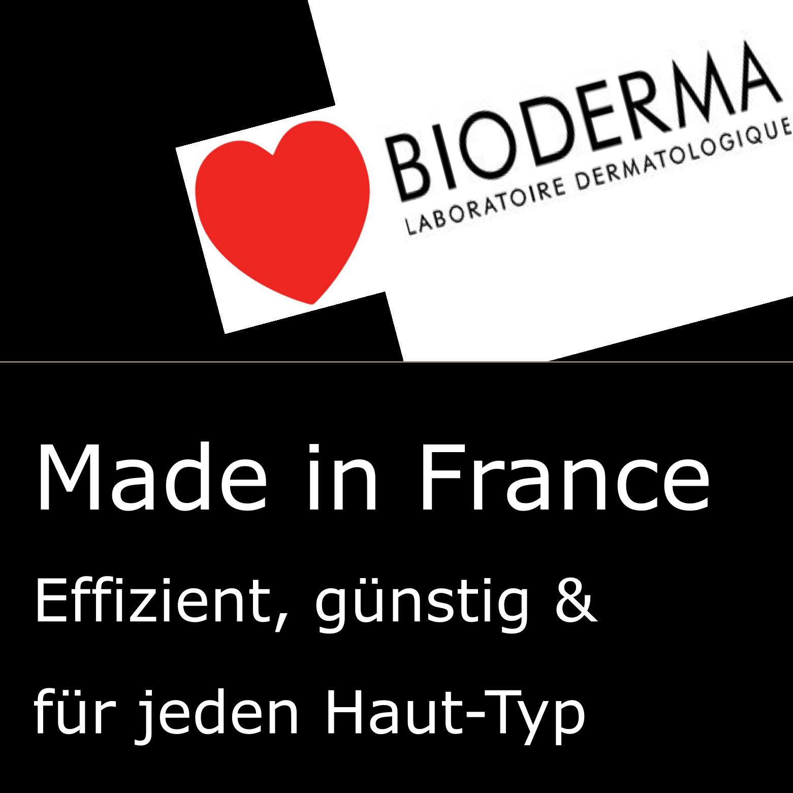 Wir lieben Bioderma!
