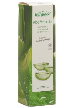 bergland aloe vera gel 200 ml kosmetische cremen salben gel paste f r spezielle anwendung. Black Bedroom Furniture Sets. Home Design Ideas