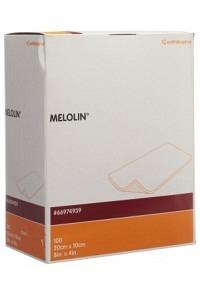 MELOLIN Wundkompressen 10x20cm steril 100 Btl