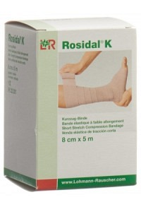 ROSIDAL K Kurzzug-Binde 8cmx5m