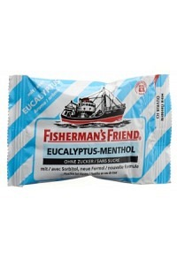 FISHERMAN'S FRIEND Eucalyp-Menth o Zucker Btl 25 g