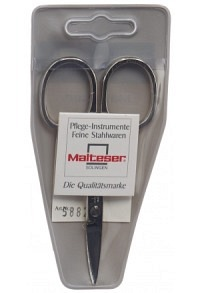 MALTESER Nagelschere gebogen 9cm No 2