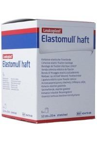 ELASTOMULL HAFT Gazebinde weiss 20mx12cm Rolle