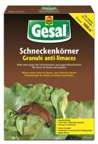 GESAL Schneckenkörner 750 g (Achtung! Versand nur INNERHALB der SCHWEIZ möglich!)