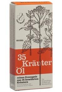 NATURGEIST Original 35 Kräuter Öl Glasfl 80 ml