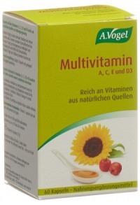 VOGEL Multivitamin Kapseln 60 Stk
